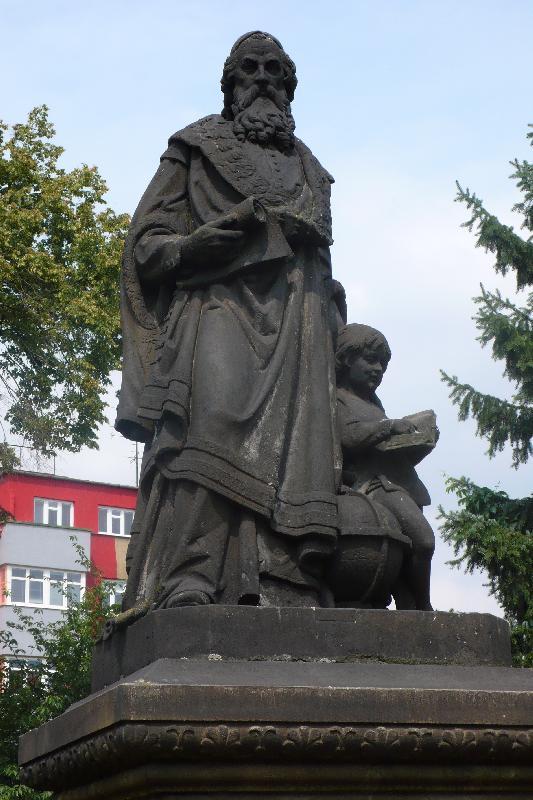 Jan Amos Komenský, obrázek se otevře v novém okně
