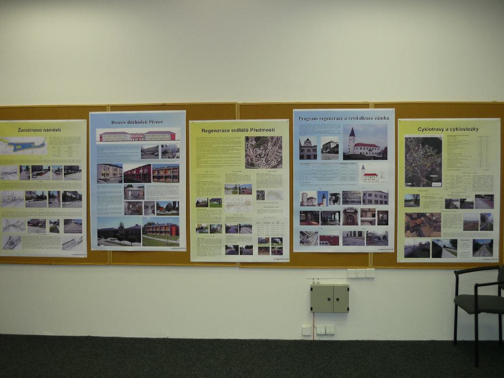 Výstava Přerov - včera, dnes a zítra, obrázek se otevře v novém okně