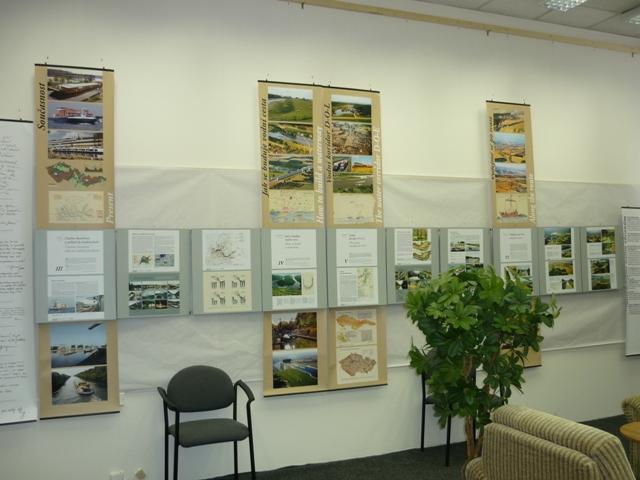 Výstava Křižovatka tří moří, obrázek se otevře v novém okně